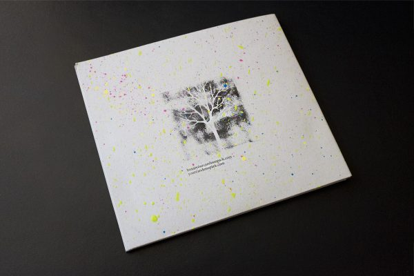 EP »Ashes« Digifile back