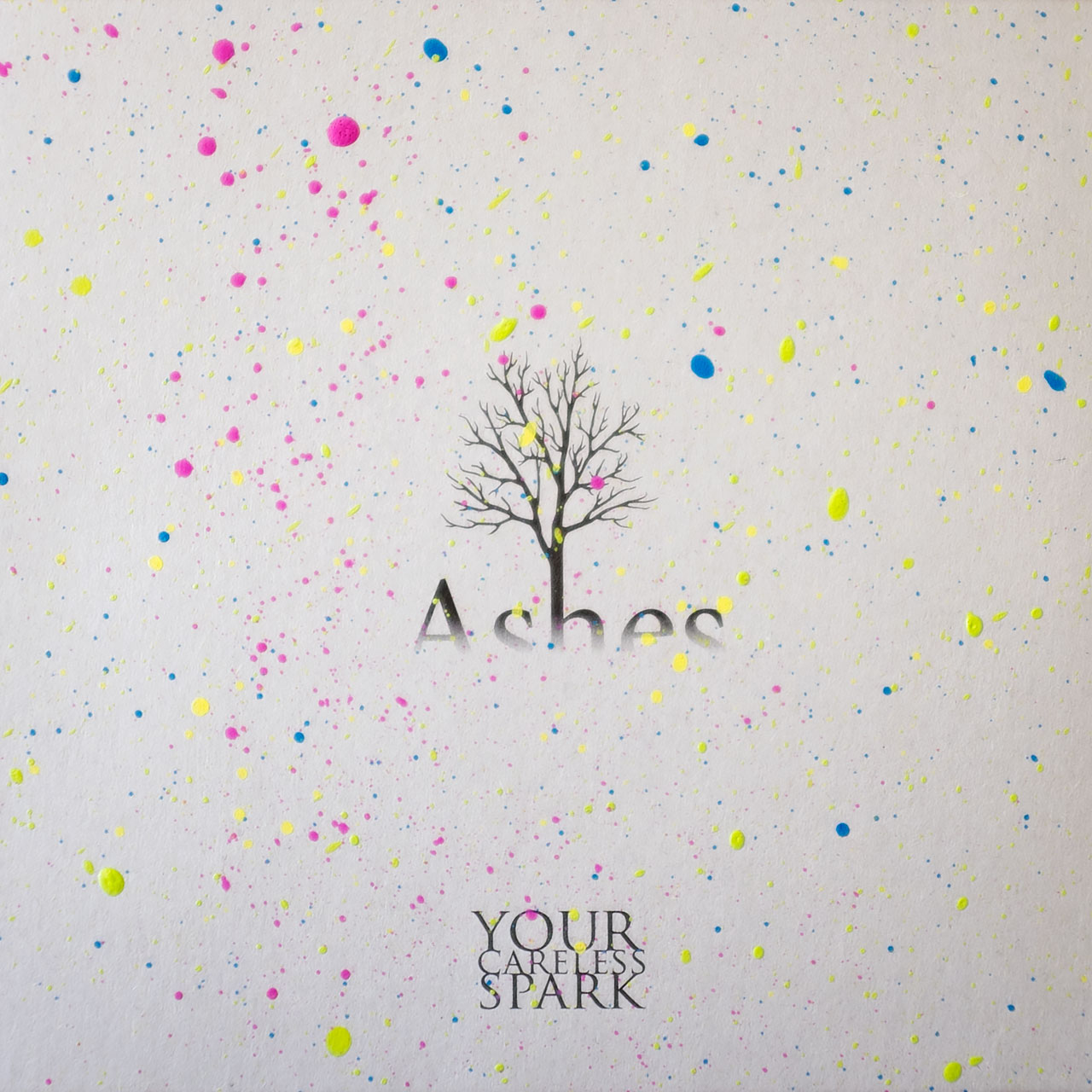 EP »Ashes« Digifile front
