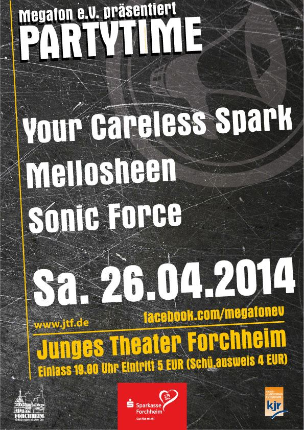 plakat_partytime_junges-theater-forchheim